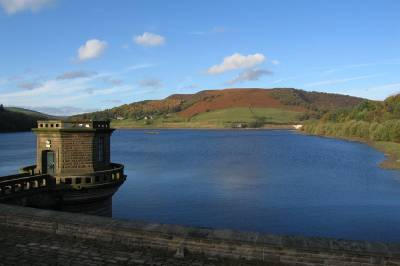 Ladybower and the Dams